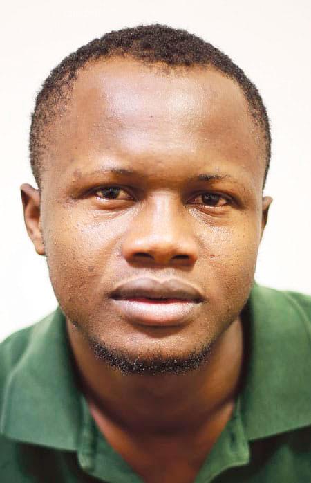 Ibrahim, migrante del Aquarius